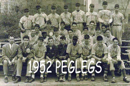 1952 Varsity Peglegs