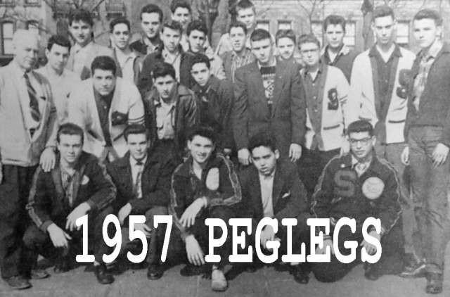 1957 Varsity Peglegs