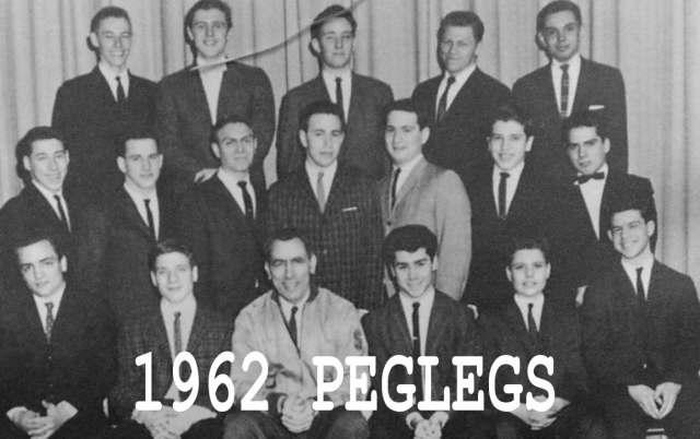 1962 Varsity Peglegs