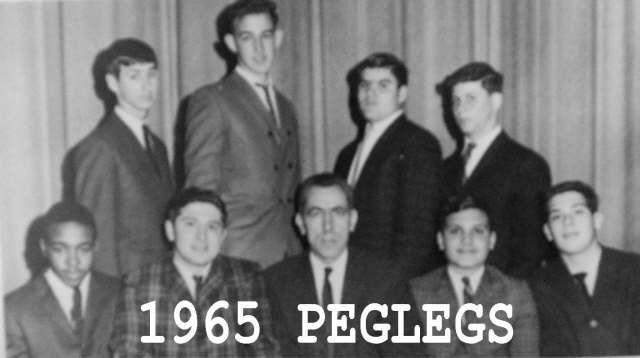 1965 Varsity Peglegs