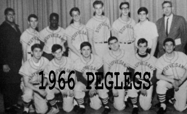 1966 Varsity Peglegs