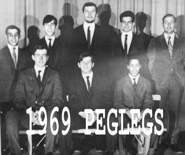 1969 Varsity Peglegs