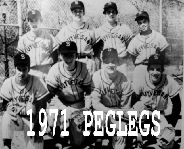 1970 Varsity Peglegs