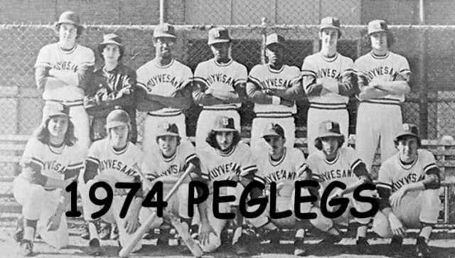 1974 Varsity Peglegs