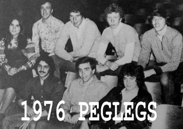 1976 Varsity Peglegs