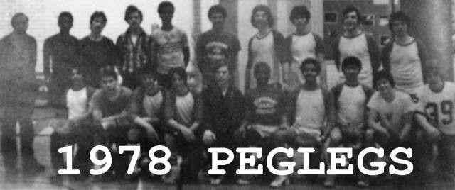 1978 Varsity Peglegs