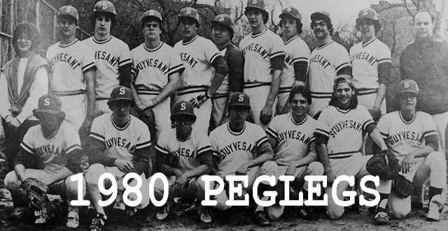 1980 Varsity Peglegs