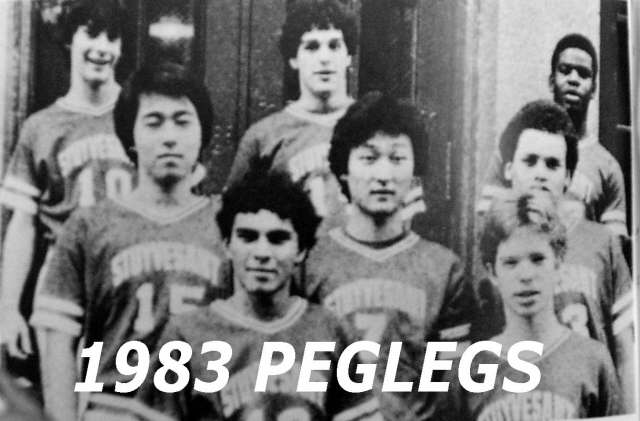 1983 Varsity Peglegs
