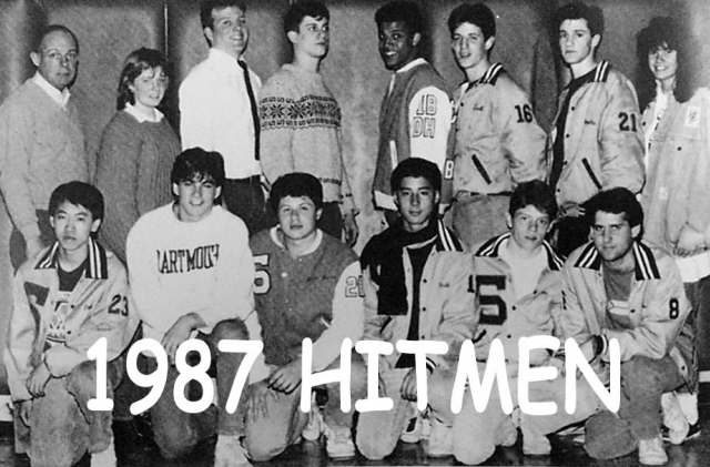 1987 Varsity Hitmen