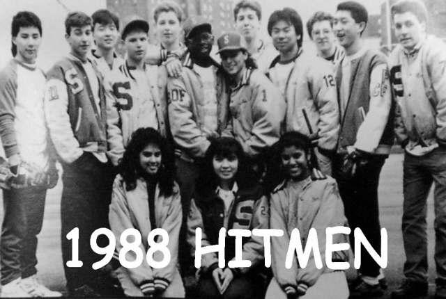 1988 Varsity Hitmen