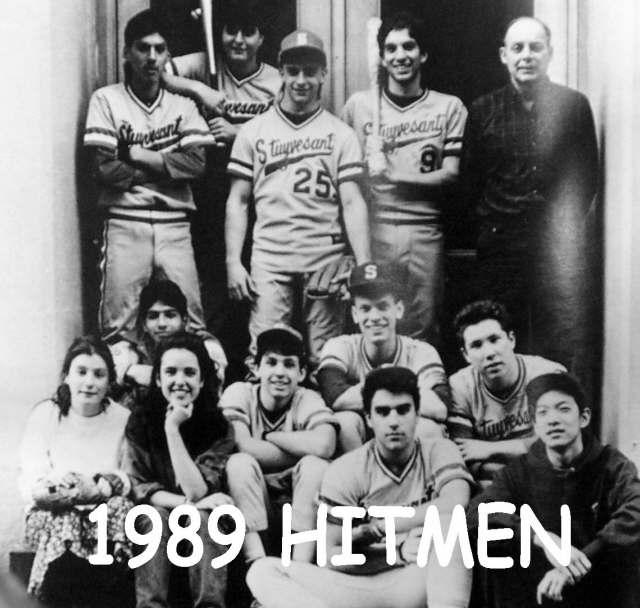 1989 Varsity Hitmen