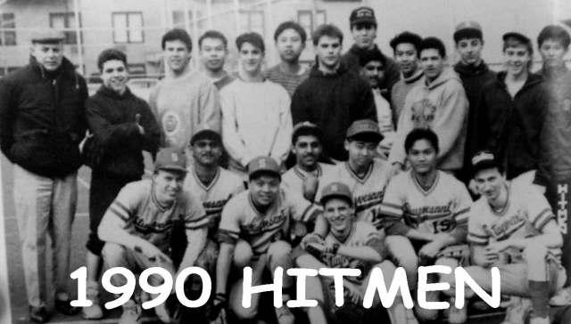 1990 Varsity Hitmen