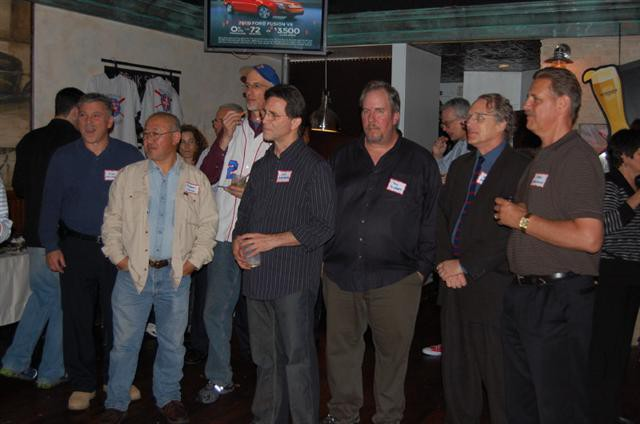 Mike Menella, Robert Chang, Scott Schwedock, Lou Giansante, Tom Gilbert, Andrew Bartle, John Newhouse