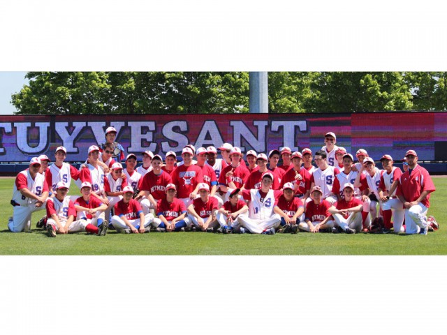 Varsity and Junior Varsity at Staten Island Yankee Stadium