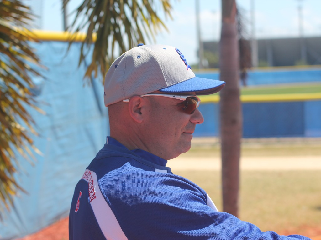 Coach Carlesi