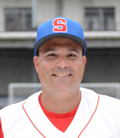 Coach John Carlesi