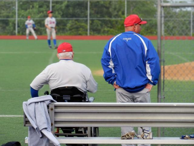 Coach Matt Hahn, Coach John Carlesi