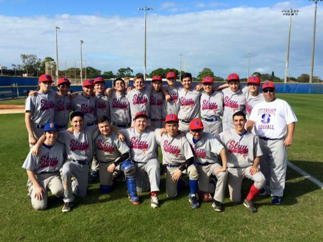 2016 Varsity Peglegs - Florida Spring Training