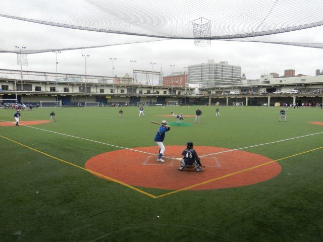 Peir 40 - our home field