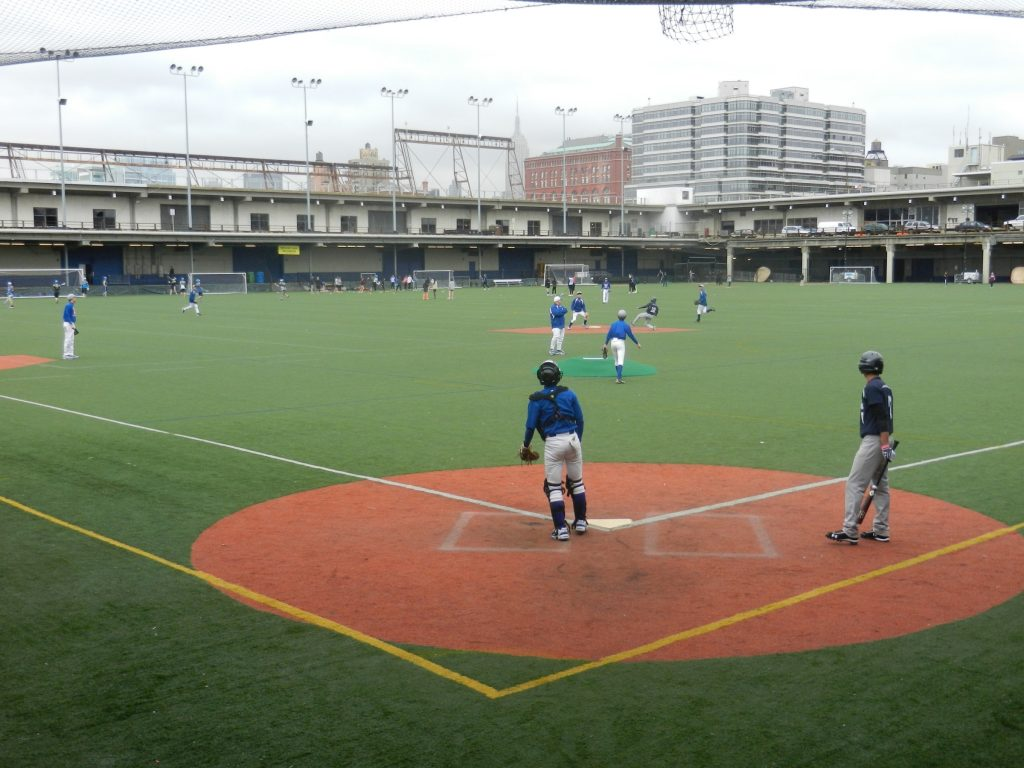 Play at second